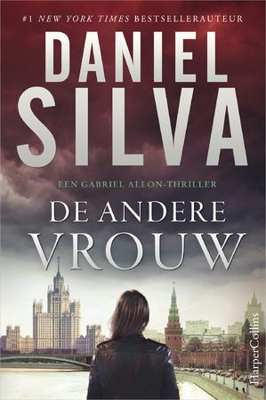 New daniel silva book 2019