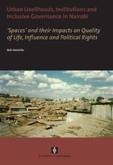 Urban livelihoods, institutions and inclusive governance in Nairobi (e-Book)
