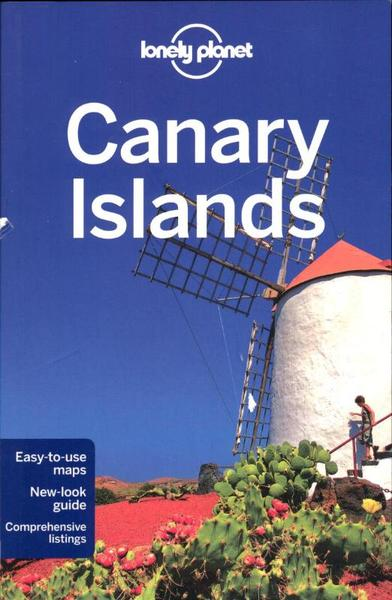 Lonely Planet Regional Guide Canary Islands - Stuart Butler (ISBN 9781741791648)
