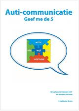Auti-communicatie Geef me de 5