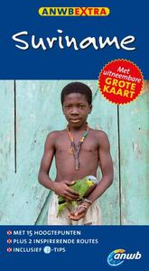 ANWB Extra Suriname - Harry Schuring (ISBN 9789018034832)