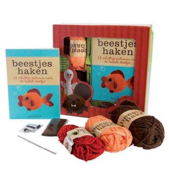 Dierenbeestjes Haken Boek Box Boekencom