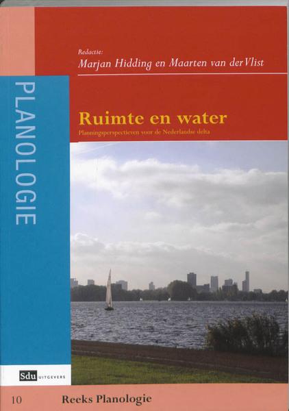 Ruimte en water marjan hidding maarten van der vlist - Ruimte van water kleine ruimte ...