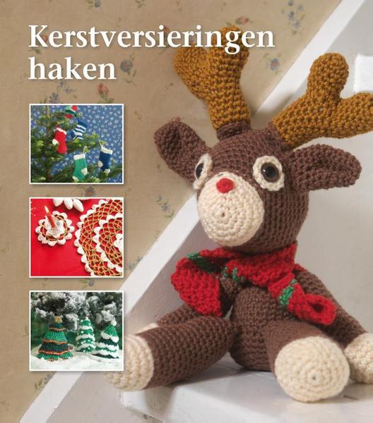 Kerstversieringen Haken Karin Hofstra Boekencom