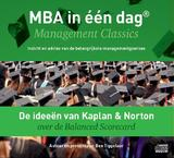 De ideeen van Kaplan & Norton over de Balanced Scorecard