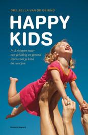 Happy kids - Sella van de Griend (ISBN 9789002252433)