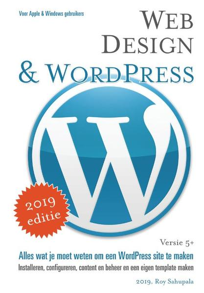 Webdesign en WordPress - Roy Sahupala (ISBN 9789081706209)