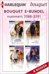 Bouquet e-bundel nummers 3388 - 3391 (e-Book)
