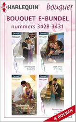 Bouquet e-bundel nummers 3428-3431 (e-Book)