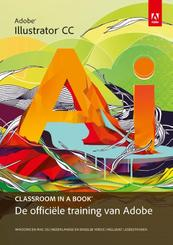Adobe illustrator CC classroom in a book - (ISBN 9789043030328)
