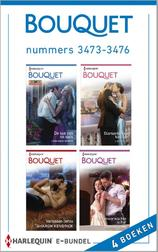 Bouquet e-bundel nummers 3473-3476 (e-Book)