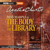 Miss Marple in The Body In The Library