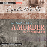Miss Marple in A Murder Is Announced