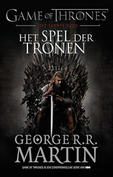 Game of Thrones 1 - Het Spel der Tronen - George R.R. Martin (ISBN 9789024564385)