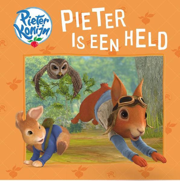 pieter konijn pieter is een held beatrix potter