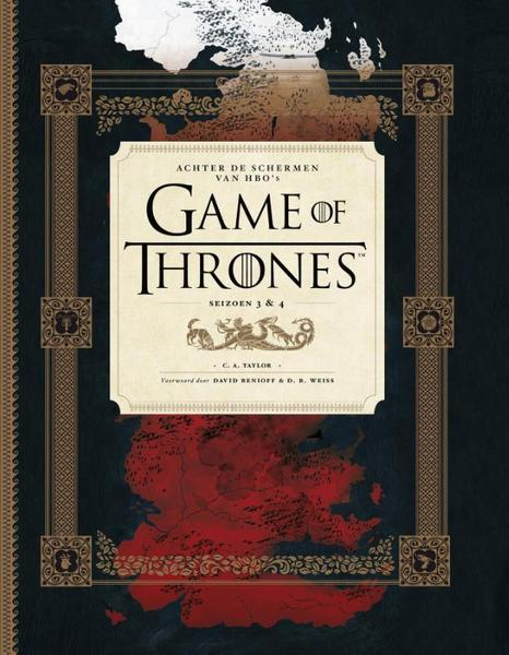 Game of Thrones - C.A. Taylor (ISBN 9789045317137)