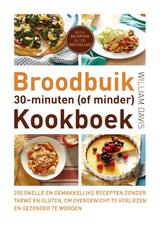 Broodbuik 30-minuten (of minder) kookboek (e-Book)
