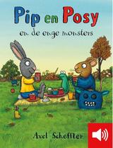 Pip en Posy en het enge monster (e-Book)