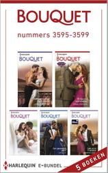 Bouquet e-bundel nummers 3595-3599 (e-Book)