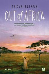 Out of Africa - Karen Blixen (ISBN 9789460688638)