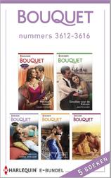 Bouquet e-bundel nummers 3612-3616 (e-Book)