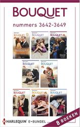 Bouquet e-bundel nummers 3642-3649 (e-Book)