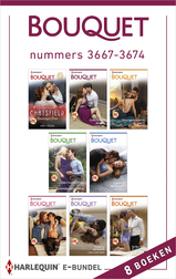 Bouquet e-bundel nummers 3667-3674 (e-Book)