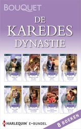 De Karedes Dynastie (8-in-1) (e-Book)