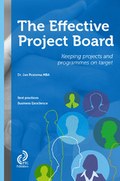 The Effective Project Board - Jan Postema (ISBN 9789491490057)