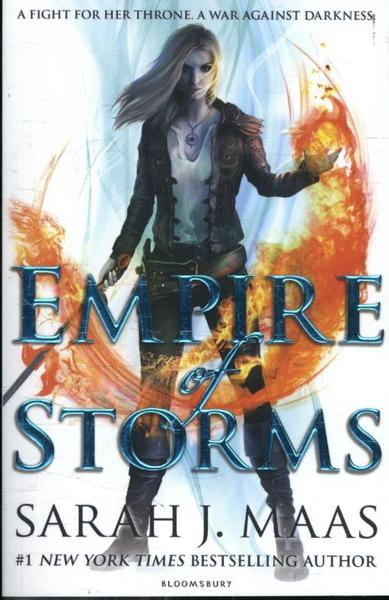 Throne of Glass 05. Empire of Storms - Sarah J. Maas (ISBN 9781408872895)