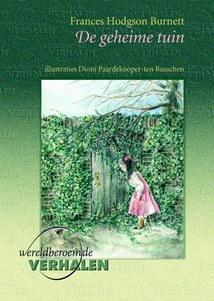 De geheime tuin frances hodgson burnett for De geheime tuin boek