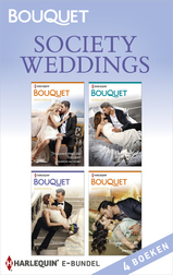 Society weddings (4-in-1) (e-Book)