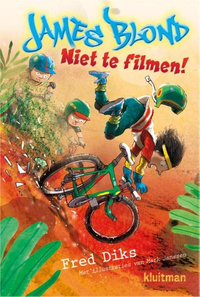 James blond. Niet te filmen - Fred Diks (ISBN 9789020673944)
