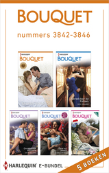 Bouquet e-bundel nummers 3842 - 3846 (5-in-1) (e-Book)