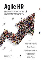 Agile HR - Willemijn Boskma, Minke Buizer, Nienke van de Hoef, Gidion Peters, Willy Zelen (ISBN 9789492790026)