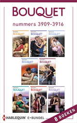 Bouquet e-bundel nummers 3909 - 3916 (8-in-1) (e-Book)