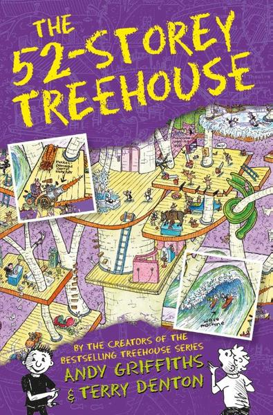 The 52-Storey Treehouse - Andy Griffiths (ISBN 9781447287575)