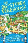 26-Storey Treehouse - Andy Griffiths (ISBN 9781447279808)