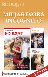Miljardairs incognito (3-in-1) (e-Book)