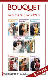Bouquet e-bundel nummers 3941 - 3948 (8-in-1) (e-Book)