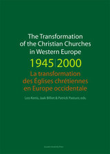 The transformation of the christian churches in Western Europe (1945-2000) (e-Book)