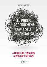 EU Public Procurement Law & Self-organisation (e-Book)