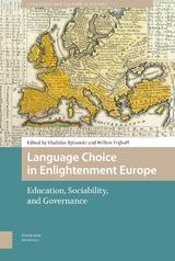 Language Choice in Enlightenment Europe (e-Book)
