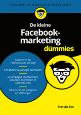 De kleine Facebookmarketing voor Dummies (e-Book)