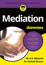 Mediation voor Dummies (e-Book)