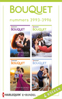 Bouquet e-bundel nummers 3993 - 3996 (4-in-1) (e-Book) - Angela Bissell (ISBN 9789402537062)