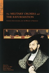 The Military Orders and the Reformation
