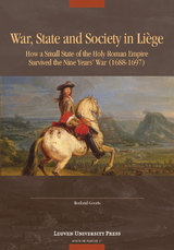 War, State, and Society in Liège (e-Book)