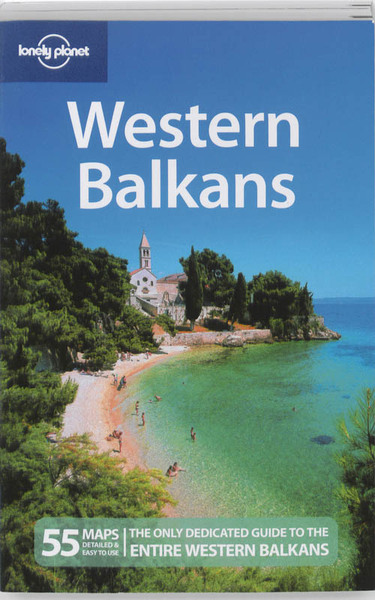 Lonely planet western balkans lonely planet regional for Plante western