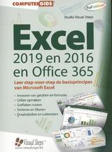 Computergids Excel 2019 en 2016 en Office 365